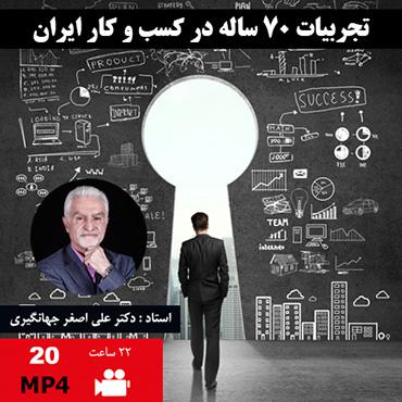 پکیج جامع کارآفرینی و کسب و کار در ایران