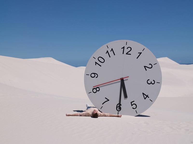 تعویق انداختن زمان درس خواندن