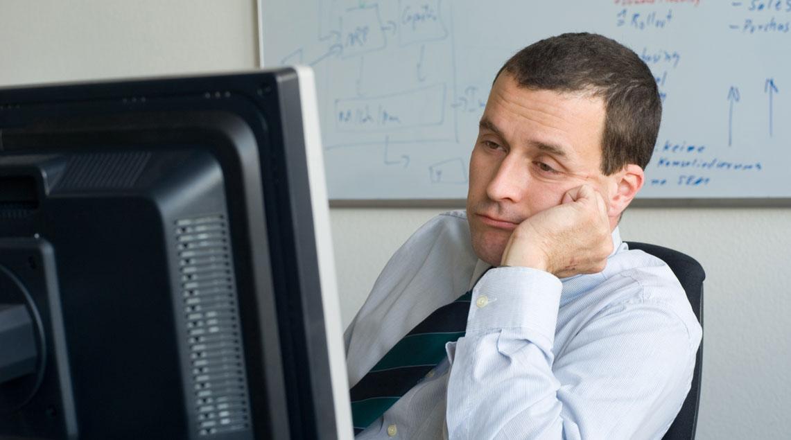 از شغلم متنفرم : وقتی شغلتان را دوست نداشته باشید، چه باید بکنید