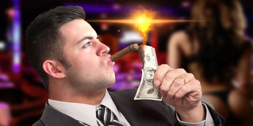 چرا به افراد پولدار حسودی می کنیم؟