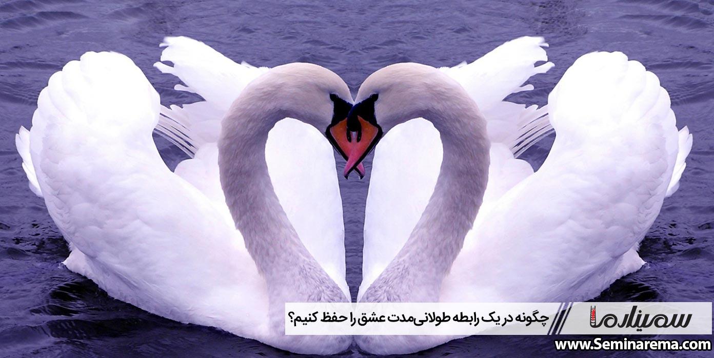 چگونه در یک رابطه طولانیمدت عشق را حفظ کنیم؟